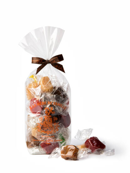 Sachet de caramels 150 g