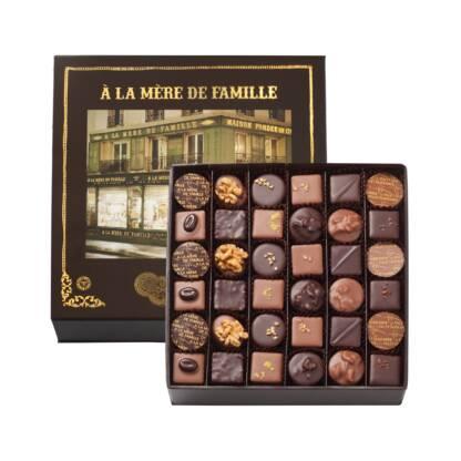 Coffret 1761 tout chocolat 300g