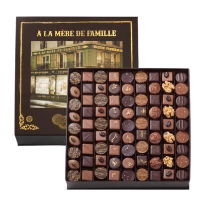 Coffret 1761 tout chocolat 750g