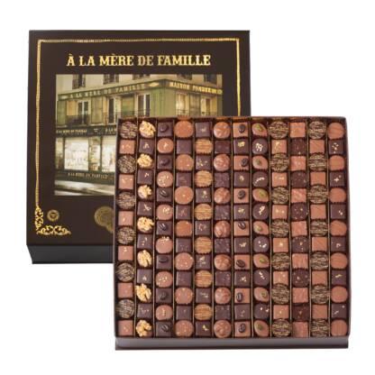 Coffret 1761 tout chocolat 1260g