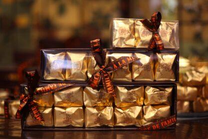 Coffret de 24 marrons glacés