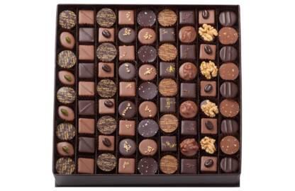 Coffret 1761 tout chocolat 715g