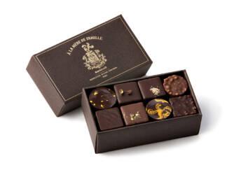 Coffret de chocolats assortis 140g À la Mère de Famille