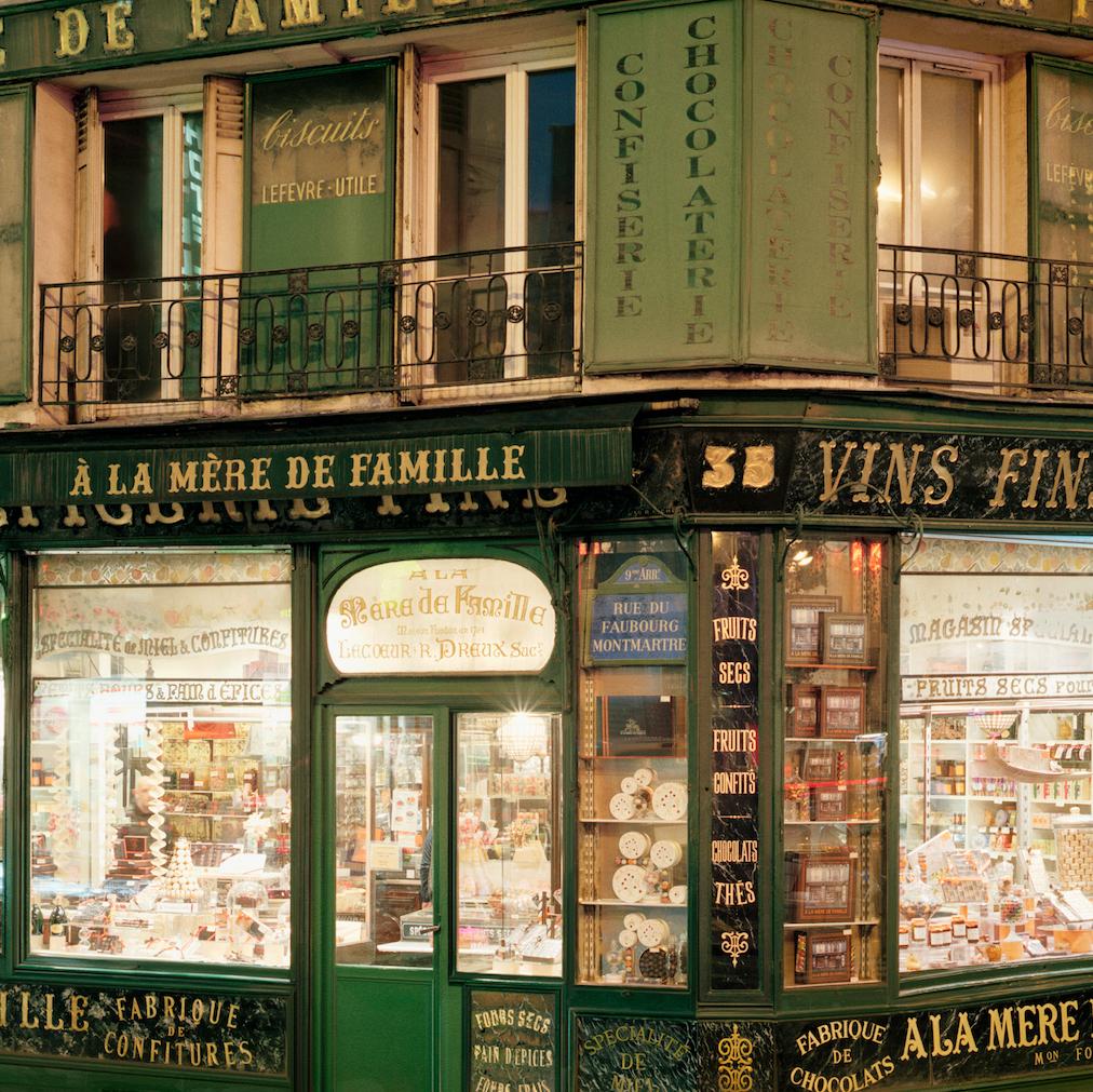 A La Mere De Famille Chocolaterie Fondee En 1761 Paris