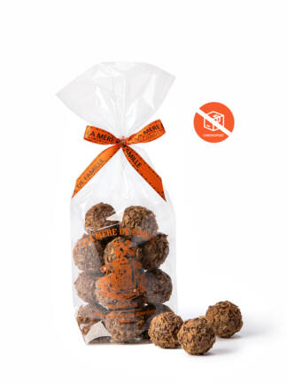 Sachet de truffes feuilletine copie