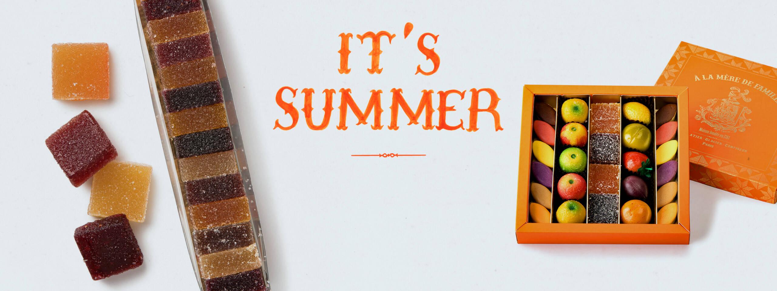 Summer À la Mère de Famille