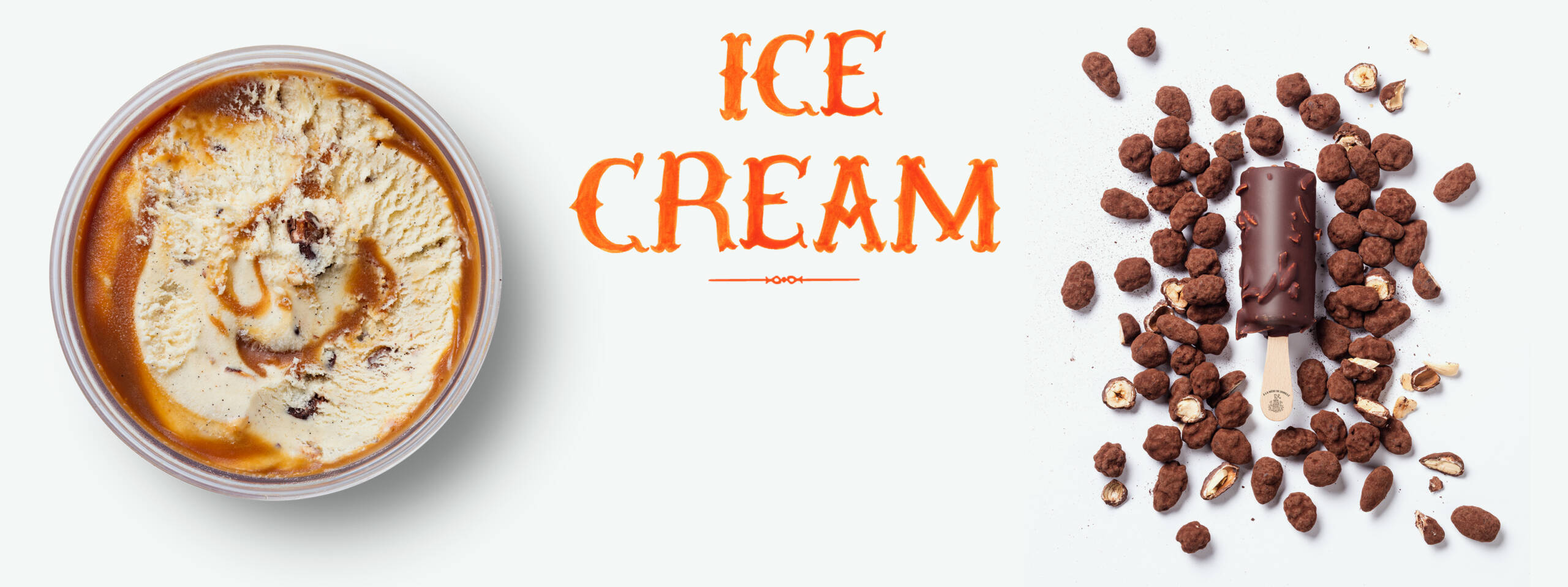 Ice cream À la Mère de Famille